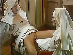 Preist & Nuns Shafting & Fisting