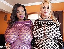 Obese Titty Lesbians Samantha 38g N Maserati XXX