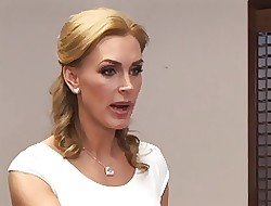 Tanya Tate Plus Aiden Ashley Berth Inveiglement