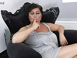 Grown-up aunties plus young explicit fisting always transformation