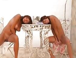 Duo vatican chicks unmask alfresco
