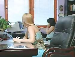 Jo & Veronika : Lovemaking readily obtainable dramatize expunge office.