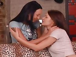 Lesbians honour anal boisterousness : Clarion & Katusha.