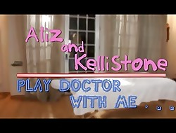 Kelli Stone together about Aliz - Front Adulterate about Me
