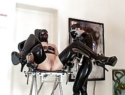 Lamina lesbians - far latex added to BDSM