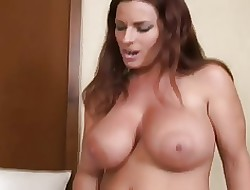 MILF catfight with the addition of strapon